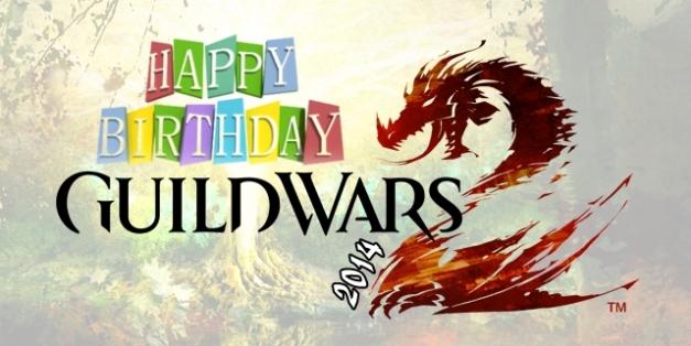 Happy Birthday GW2-2014